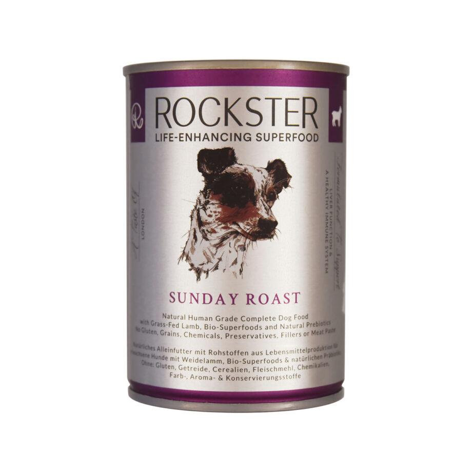 The Rockster Biologische Natvoer Hond