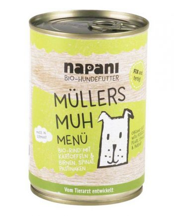 Napani Mullers Muh Menu for Dogs 400g